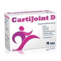 Cartijoint D 20 Bustine 5 G