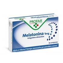 Melatonina 1 Mg 60 Compresse Profar