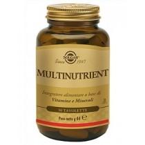 Multinutrient Solgar 30 Tavolette