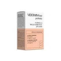 Vidermina Prebiotic Ovuli Vaginali 10 Pezzi