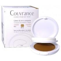 Eau Thermale Avene Couvrance Crema Compatta Colorata Nf Comfort Miele 9,5 G