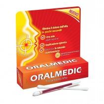 Oralmedic Liquido Trattamento Afte 2 Applicatori