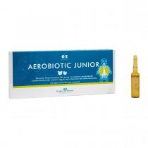 Gse Aerobiotic Junior Per Aerosol - 10 Flaconcini Da 50 Ml