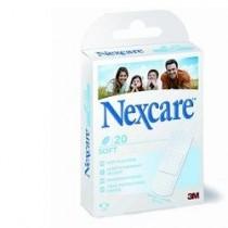 Cerotto Nexcare Soft 25X72 Mm 20 Pezzi