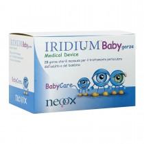 Garza Oculare Medicata Iridium Baby 28 Pezzi