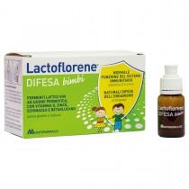 Lactoflorene Difesa Bambini 10 Flaconi 100 Ml