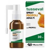 Tusseval Gola Propoli Spray Per Adulti 30 Ml - Mal Di Gola