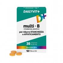Massigen Dailyvit Multi-B Plus 45 Compresse - Stanchezza E Affaticamento