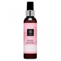 Apivita Rose Pepper Body Oil 150 Ml - Olio Corpo Massaggio Rimodellante