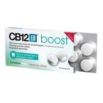 Cb12 Boost Eucalyptus White 10 Chewing Gum