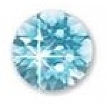Orecchini Sterili Bjt945 Swa Crystal Aquamarine