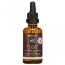 Apivita Oil Pre Shampoo Dandruff Relief 50 Ml - Olio Sollievo Forfora