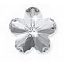 Orecchino Post Foratura Swarovski Crystal Flower Articolo Bjt963