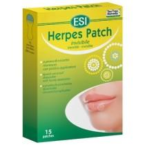 Esi Tea Tree Herpes Patch 15 Cerotti Monouso Trasparenti