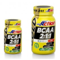 Proaction Bcaa Gold 200 Compresse 2 1 1