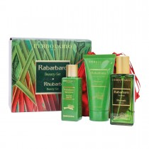 Erbolario Rabarbaro Beauty Set - Fragranza Aromatica E Legnosa