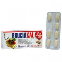 Dietalinea Bruciakal 7 Days - 14 Compresse