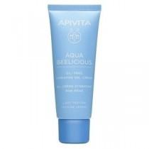 Apivita Aqua Beelicious Oil Free 40Ml - Texture Leggera