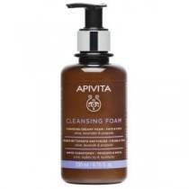 Apivita Face&Eye Foam Cleansing 200 Ml/20