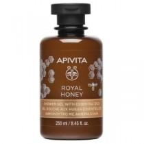 Apivita Royal Honey Gel Doccia Cremoso 250 Ml - Pelle Secca