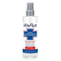 Virpur Spray Igienizzante Per Mani E Superfici 250 Ml