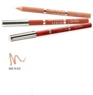 Defence Color Bionike Matita Labbra Lip Design 202 Nude
